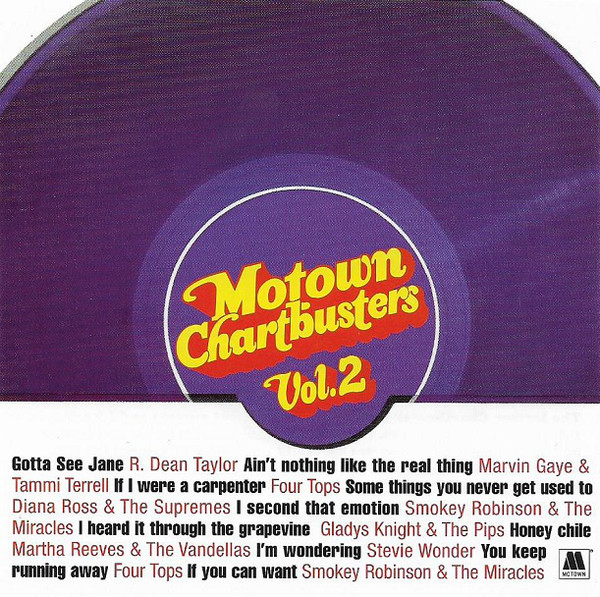 Various Motown Chartbusters Vol.2