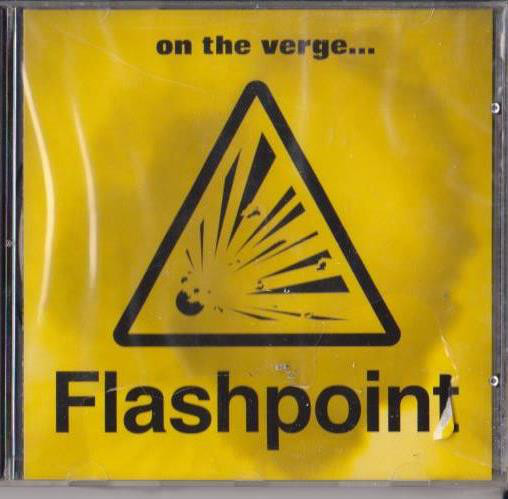 Flashpoint On The Verge... CD