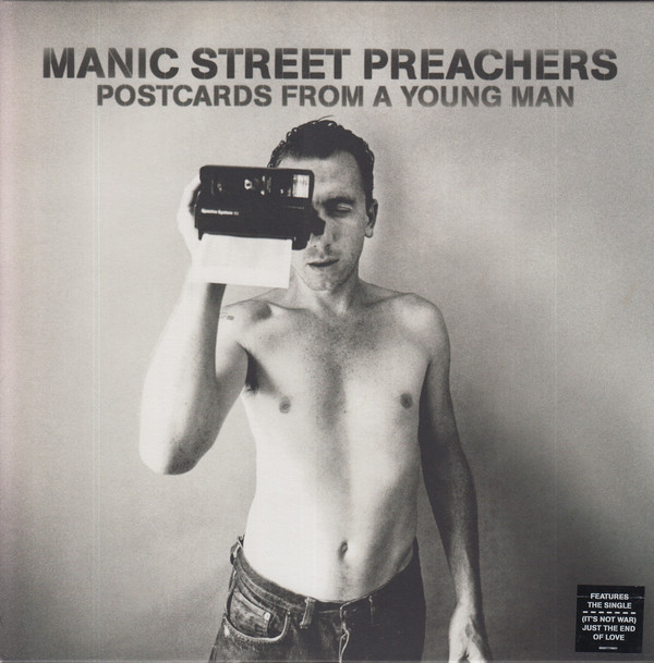 Manic Street Preachers Postcards From A Young Man Vinyl