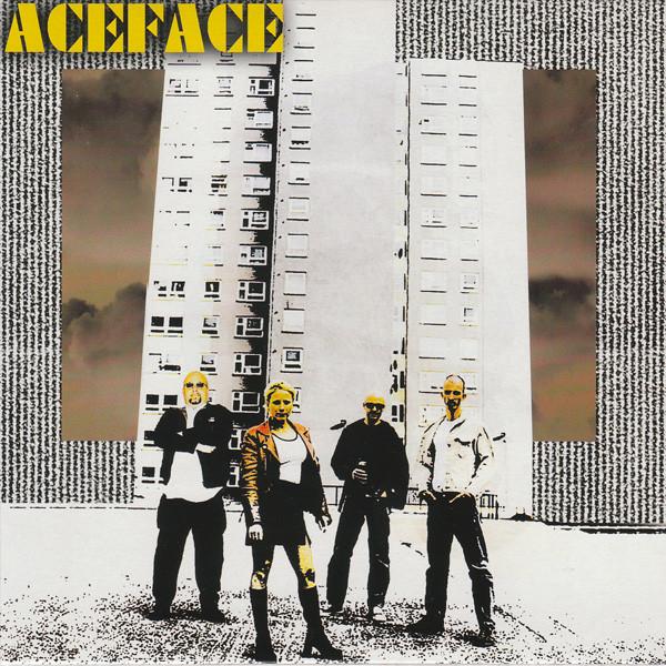Aceface Opening Up / Broken Homes  Vinyl