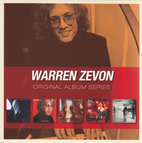 Zevon, Warren Original Album Series