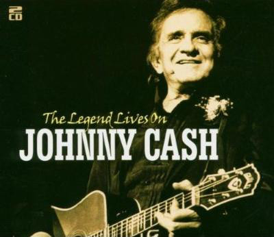 Cash, Johnny The Legends Lives On Vinyl