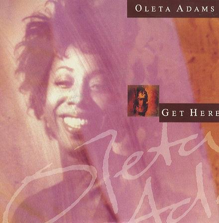 Oleta Adams Get Here Vinyl