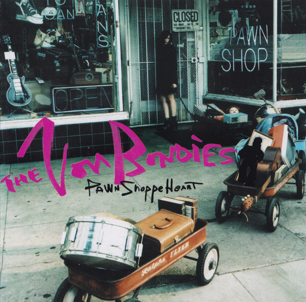 The Von Bondies Pawn Shoppe Heart CD