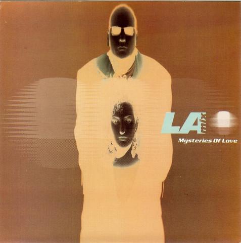 LA Mix Mysteries of Love Vinyl