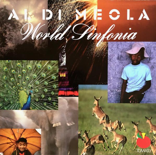 Di Meola, Al World Sinfonia Vinyl