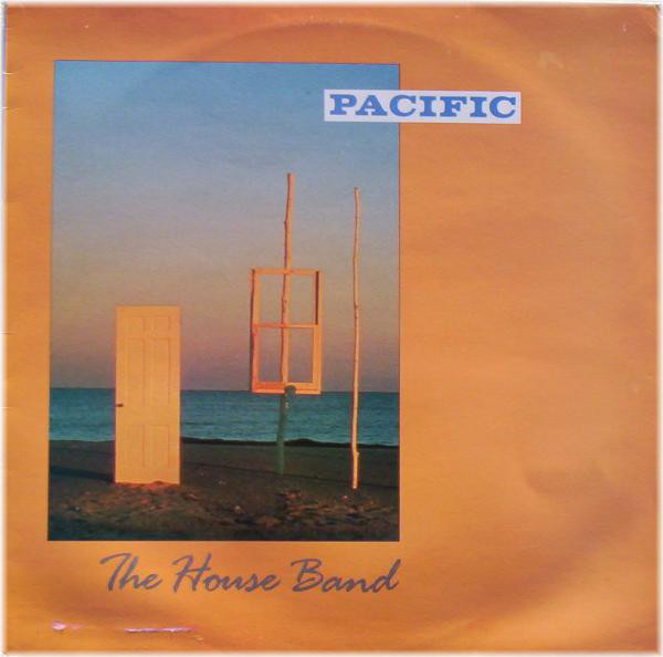 Pacific The House Band Vinyl