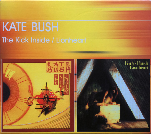 Bush, Kate The Kick Inside / Lionheart