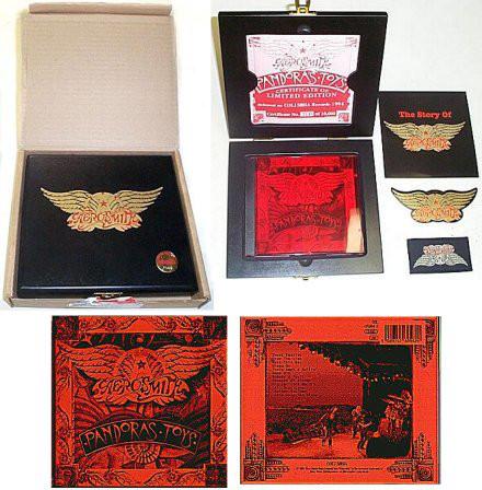 Aerosmith Pandora's Toys