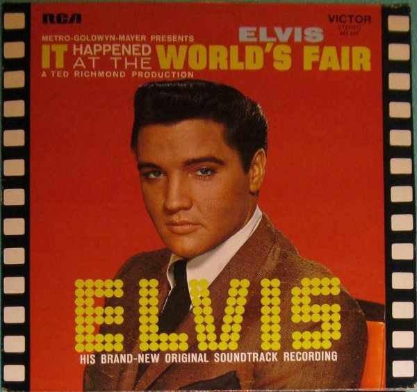 Presley, Elvis It Happened At The World's Fair Vinyl