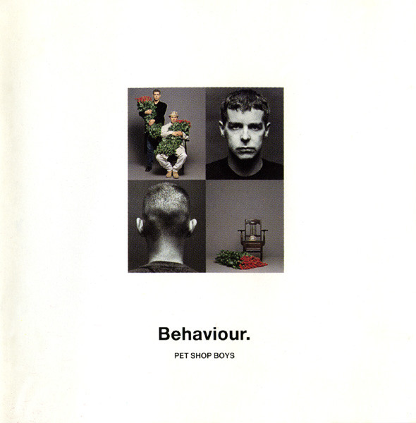 Pet Shop Boys Behaviour CD