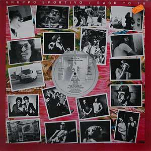 Gruppo Sportivo Back To 78 Vinyl