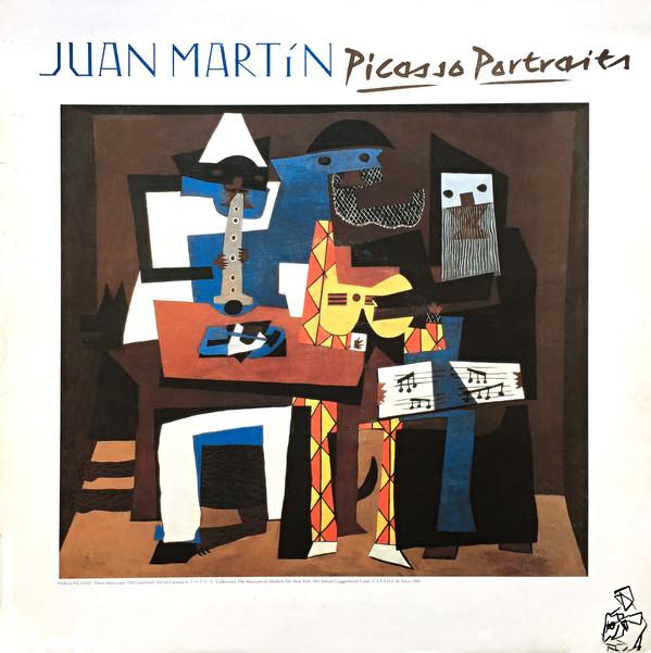 Martin, Juan Picasso Portraits