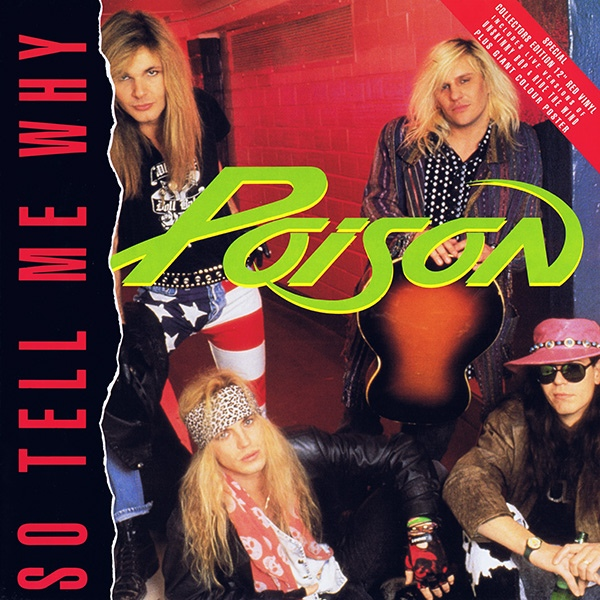 Poison So Tell Me Why Vinyl