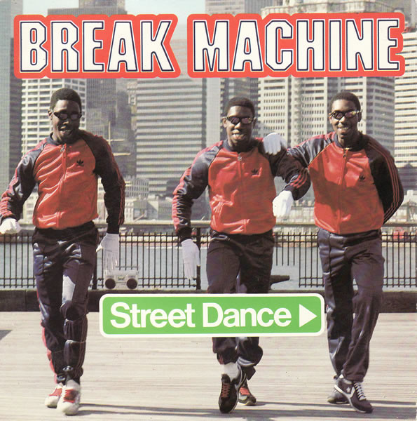 Break Machine Street Dance Vinyl