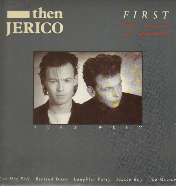 Then Jerico First (The Sound Of Music) Vinyl