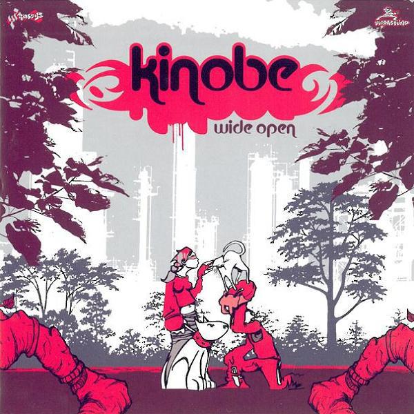 Kinobe Wide Open