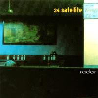 34 Satellite Radar Vinyl