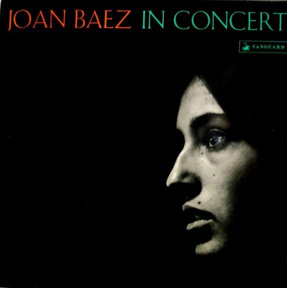 Baez, Joan In Concert Vinyl