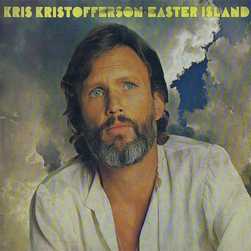 Kris Kristofferson Easter Island