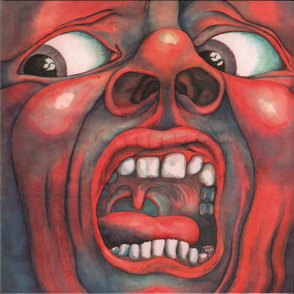King Crimson In The Court Of The Crimson King Vinyl