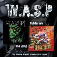 W.A.S.P. The Sting/Helldorado