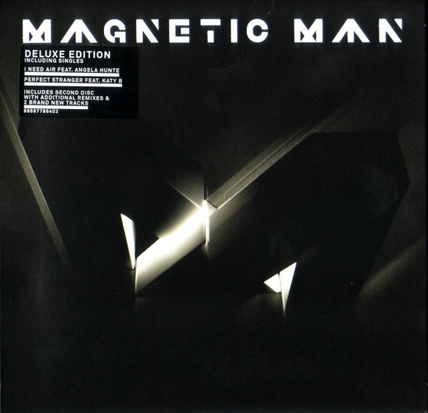 Magnetic Man Magnetic Man