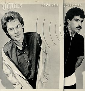 Hall, Daryl & John Oates Voices