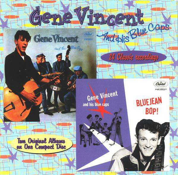 Gene Vincent And His Blue Caps Bluejean Bop/Gene Vincent & His Blue Caps CD