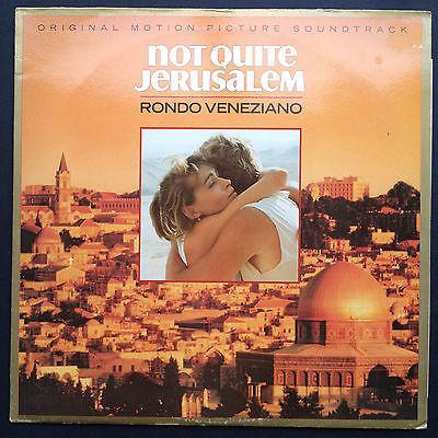 Not Quite Jerusalem Rondo Veneziano Vinyl