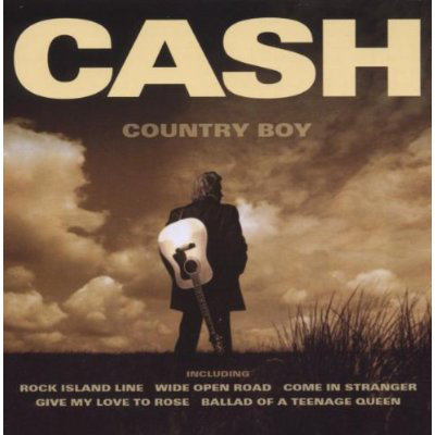 Cash, Johnny Country Boy CD