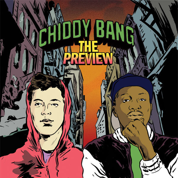 Chiddy Bang The Preview Vinyl
