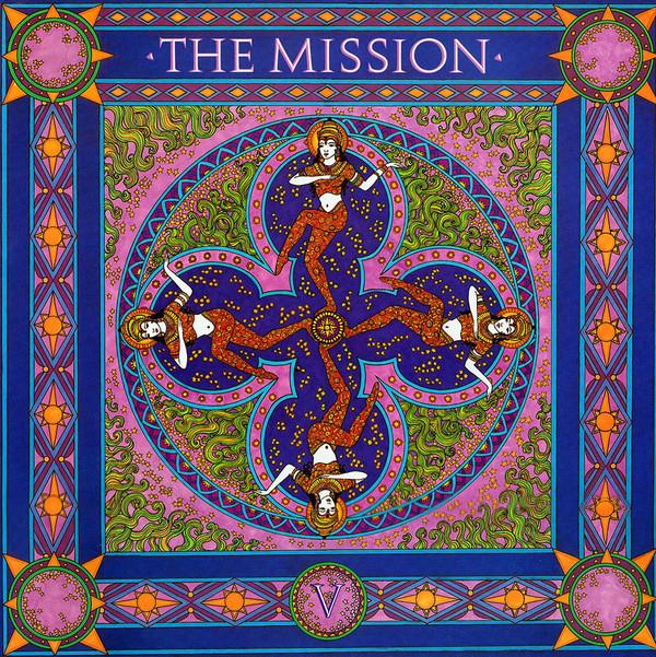 The Mission V Vinyl