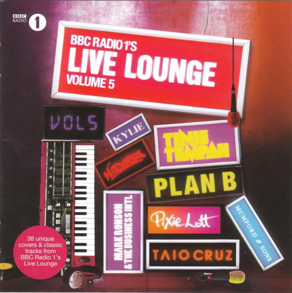 Various BBC Radio 1's Live Lounge - Volume 5