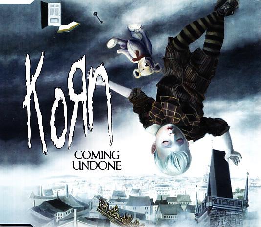 Korn Coming Undone Vinyl