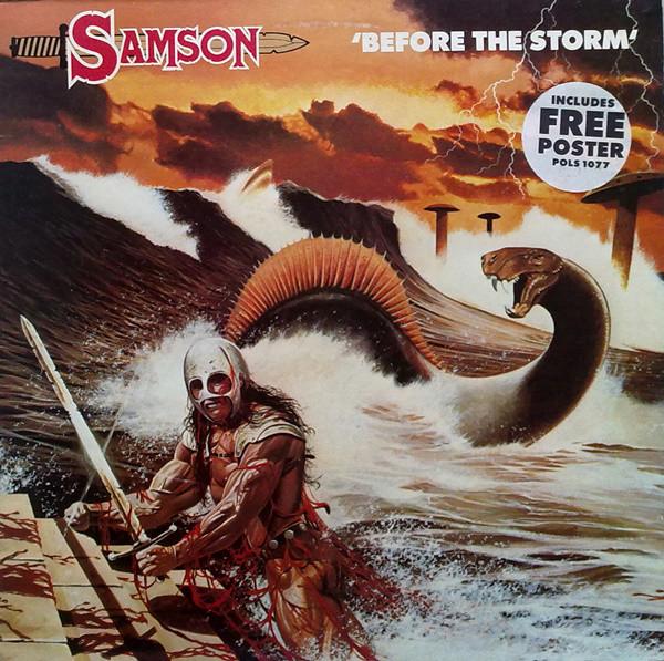 Samson Before The Storm