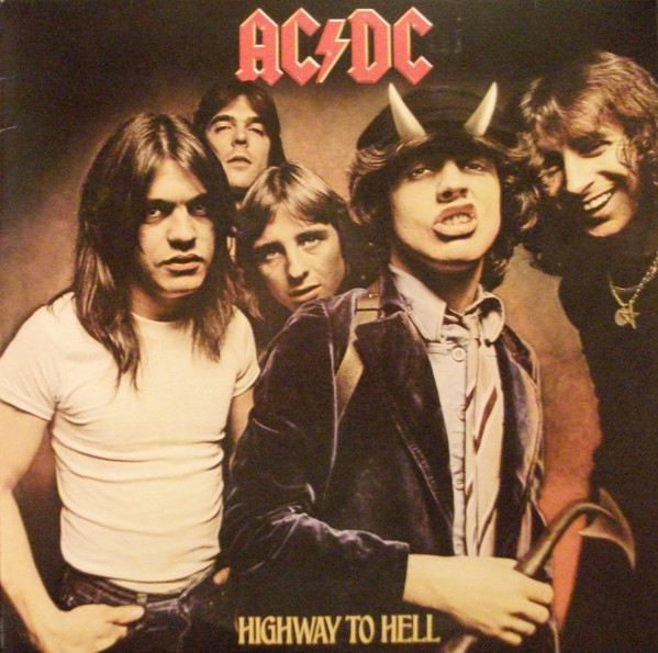 AC/DC Highway To Hell Vinyl