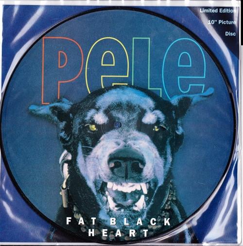 Pele Fat Black Heart Vinyl
