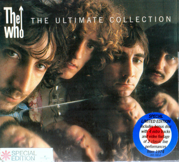 Who, The The Ultimate Collection