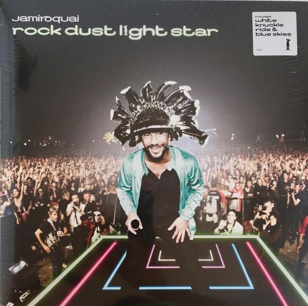Jamiroquai Rock Dust Light Star Vinyl