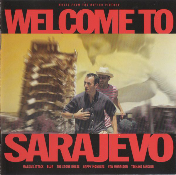 Various Welcome To Sarajevo CD