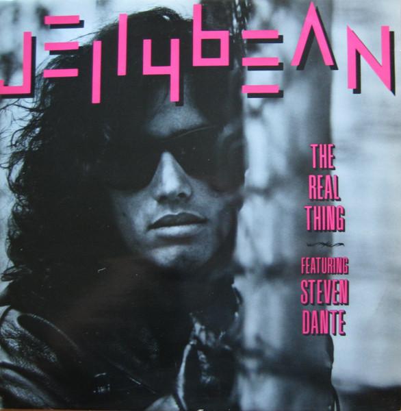 Jellybean The Real Thing Vinyl