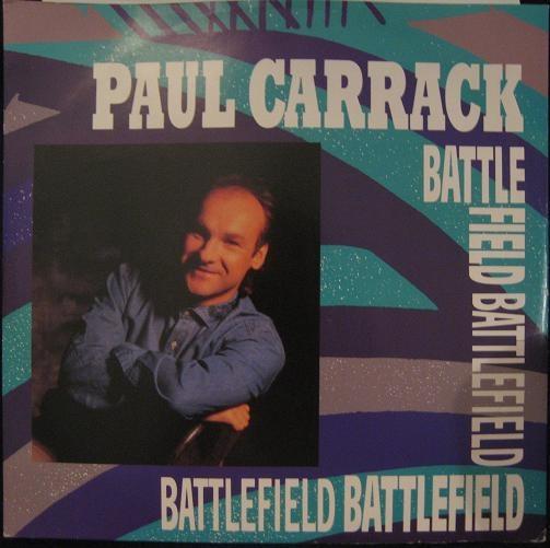Carrack, Paul Battlefield Vinyl