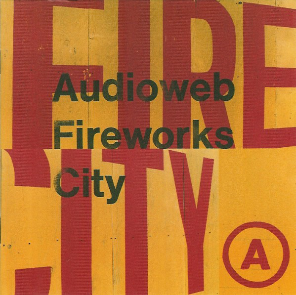 Audioweb Fireworks City CD