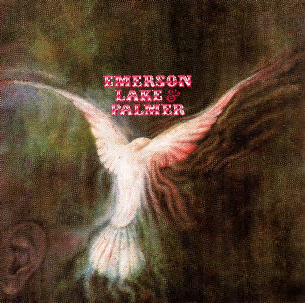 Emerson Lake & Palmer Emerson Lake & Palmer CD