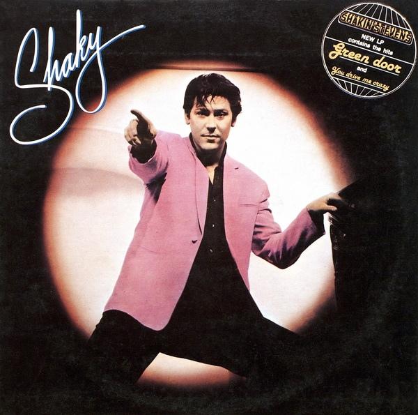 Stevens, Shakin Shaky Vinyl