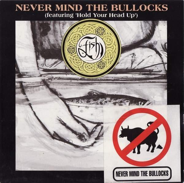 Fish Never Mind The Bullocks Vinyl