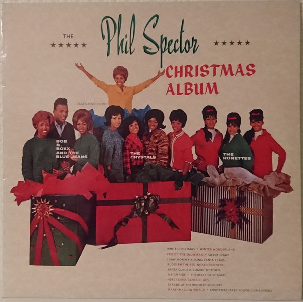 Spector Phil Christmas Album
