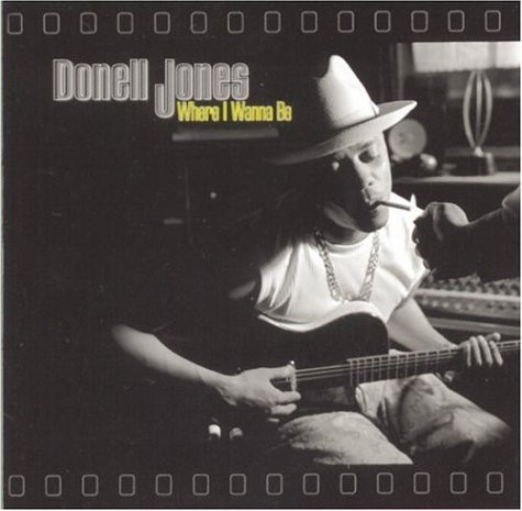 Jones, Donell Where I Wanna Be
