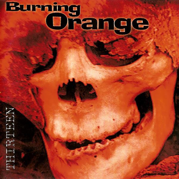Burning Orange Thirteen